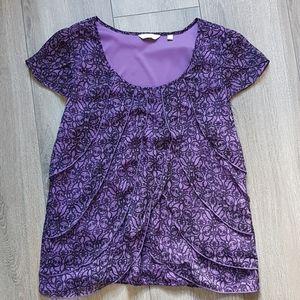 LG (3/$25) Purple Blouse